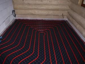 podlah. vytáp.